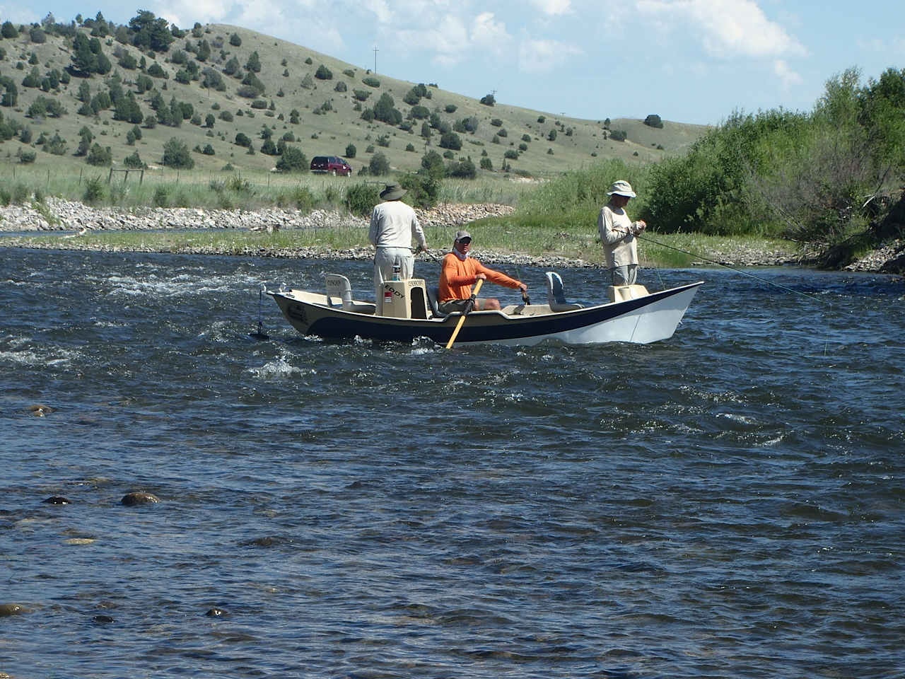 Subscribe to the fishing report clear creek outfitters for Clear creek fishing report