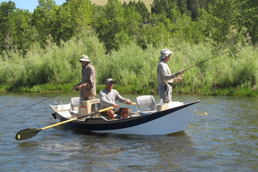 Missoula montana fly fishing guides for Montana fishing trips