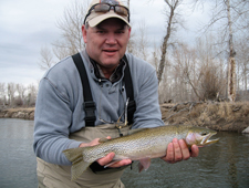 Fly Fishing Trips on the Bitterroot River