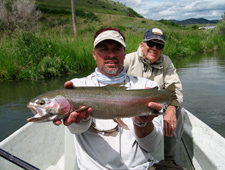 Missouri River Trout