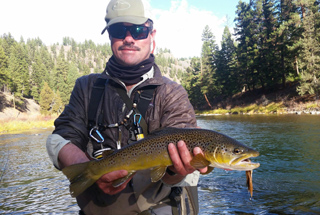 Fly Fishing Guide Alex Pontone
