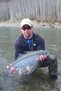Fly Fishing Guide Brooks Jessen