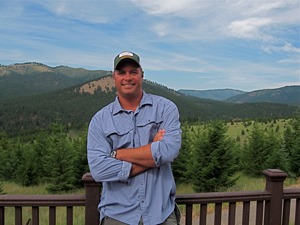 Fly Fishing Guide and Founder Doug Jones