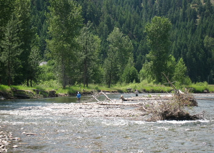 Our guides clear creek outfitters for Missoula montana fly fishing