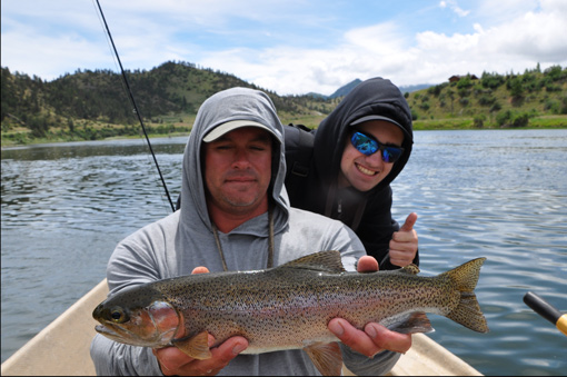 Fly Fishing Trips on the Clark Fork River