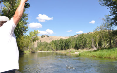 """Back to normal"" Missoula Summer fishing Report 2020"