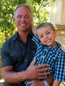 Doug & son